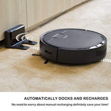 Robot Vacuum Cleaner, 1500Pa Strong Suction, Quiet, APP Control, Automatic Self-Charging Robotic Vacuum, Good for Pet Hair, Thin Carpet, Hard Floors
