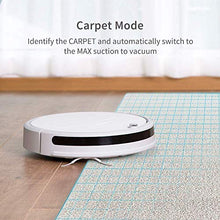 Robot Vacuum and Mop: 2000Pa Strong Suction, App Control, and Scheduling, Route Planning, Handles Hard Floors and Carpets,for Homes