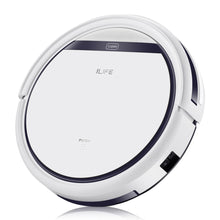 V3s Pro Robotic Vacuum Pet Hair Care, Powerful Suction Tangle-free, Slim Design, Auto Charge, Daily Planning, Good For Hard Floor and Low Pile Carpet