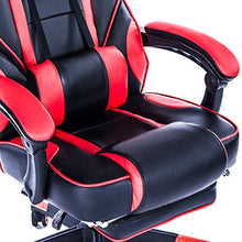 Reclining Memory Foam Racing Gaming Chair - Ergonomic High-Back Racing Computer Desk Office Chair