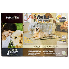 "Precision Pet by Petmate ""ProValu"" Two Door Wire Dog Crate with Precision Lock System, 6 Sizes"
