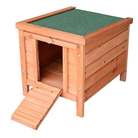 Wooden Bunny Rabbit/Guinea Pig House