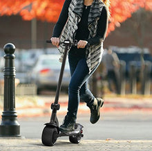 WideWheel Powerful Electric Scooter for Adults up to 25mph, 20 Miles Range, 48V, 500W Single or 1000W Dual Motor