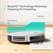 Robot Vacuum Cleaner, Super-Thin, 1300Pa Strong Suction, Quiet, Self-Charging Robotic Vacuum Cleaner, Cleans Hard Floors Carpets