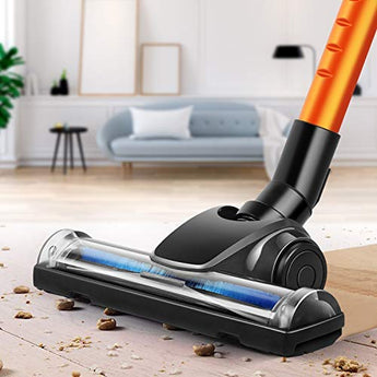 V600 Vacuum Cleaner 600W Lightweight Corded Bagless Stick and Handheld Vacuum with Cyclone HEPA Filtration