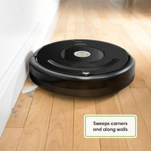 Roomba 614 Robot Vacuum Bundle - Wi-Fi Connected, Ideal for Pet Hair (+3 Extra Edge-Sweeping Brushes) (8 Items)