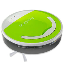 Clean Smart Robot Vacuum Sweeper Cleaner, Cleaning Ability Selecte Mode,Built in Rechargeable Battery with LED Light