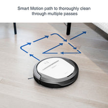 Robot Vacuum Cleaner with Mop and Water Tank Attachment, Brush Roll Attachment, for Pet Hair, Hardwood and Tile Floor, Works with Alexa