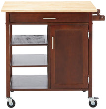 Kitchen Cart Walnut