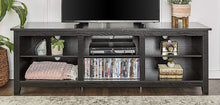 Furniture AZ70CSPTB TV Stand, Traditional Brown