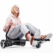 Go Kart Conversion Kit for Hoverboards - All Heights - All Ages - Self Balancing Scooter - Compatible with All Hoverboards - HoverBoard Not Included
