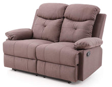 "Stadium G882-RL Reclining Loveseat, Coffee. Living Room Furniture 40"" H x 55"" W x 37"" D"