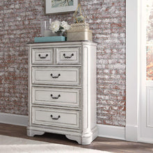 Liberty Furniture 244-BR-40 4 Drawer Chest, White