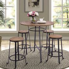 Camande Designs Bar Stools Dining Room Chairs, Counter Height-24