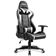 CAMANDE High Back Gaming Enlarged Racing Home Office Computer Chair