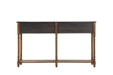 Console Table Sofa Table with Drawers Console Tables for Entryway with Drawers and Long Shelf Rectangular