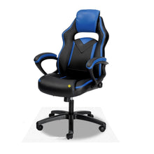 CAMANDE Office Chair Computer Gaming Desk Chair Racing Style High Back Racing Chair