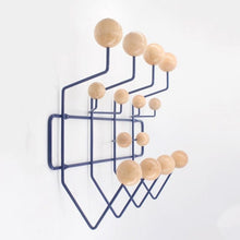 Furniture Coat Rack Door Ball Rack Milti-purpose Hooks For Wall Ornaments Multicolor Hange It All For Kid Gift Metal Bag Decor.