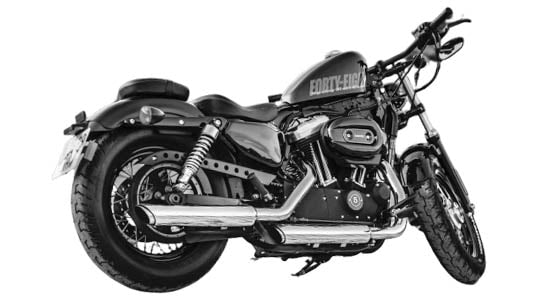 HARLEY FORTY-HEIGHT