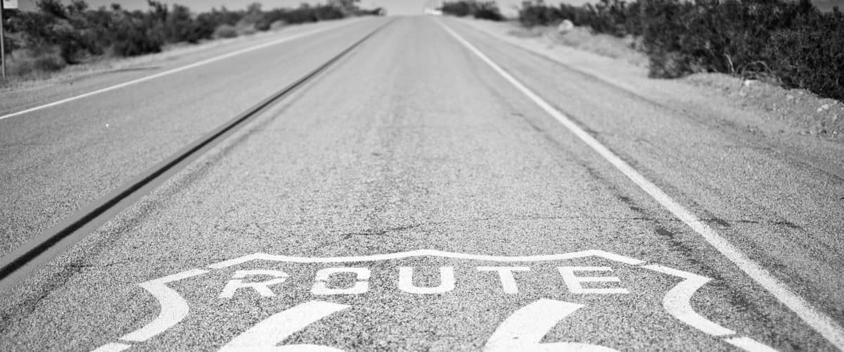 Look Route 66