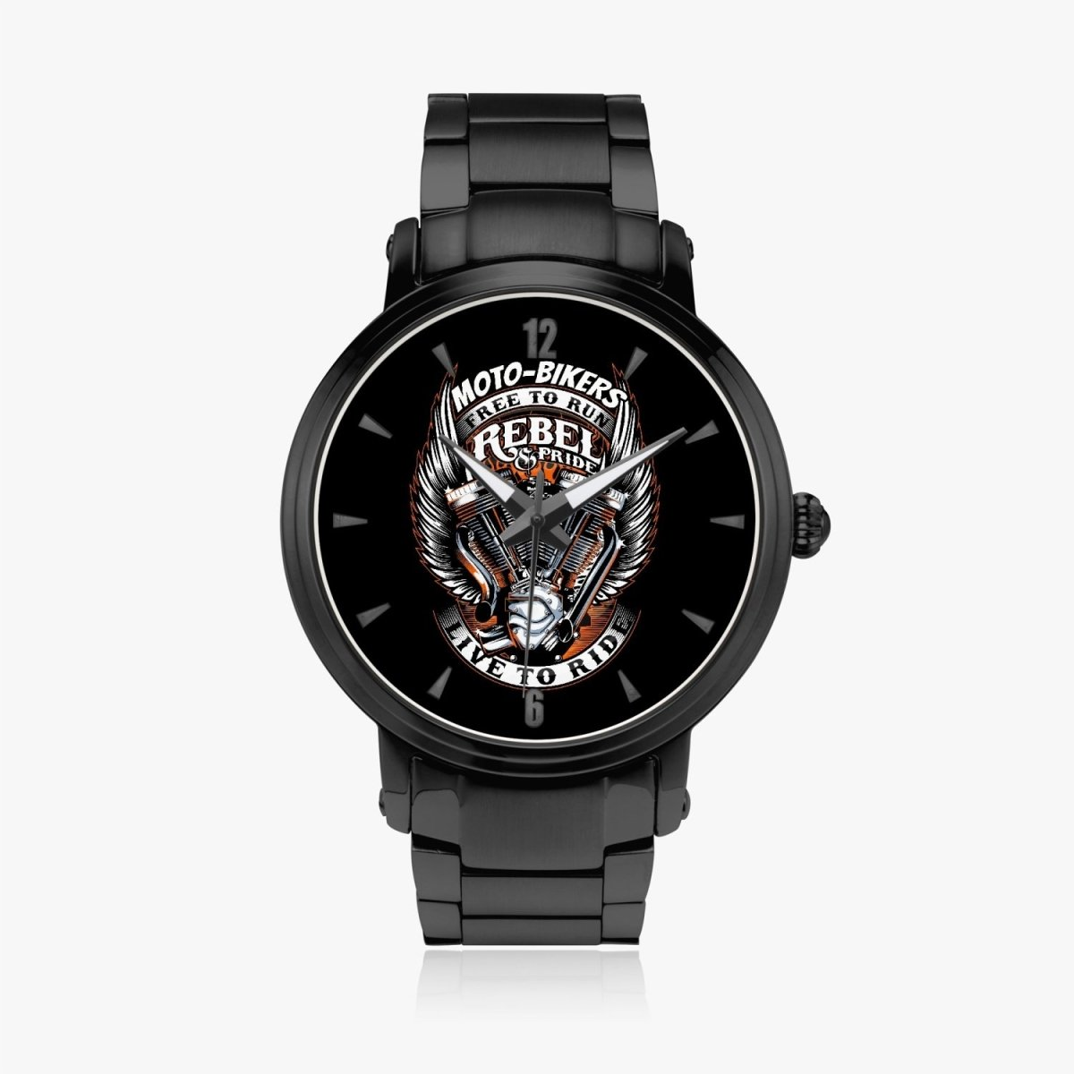 Montre Moto <br> Montre Automatique Bike.