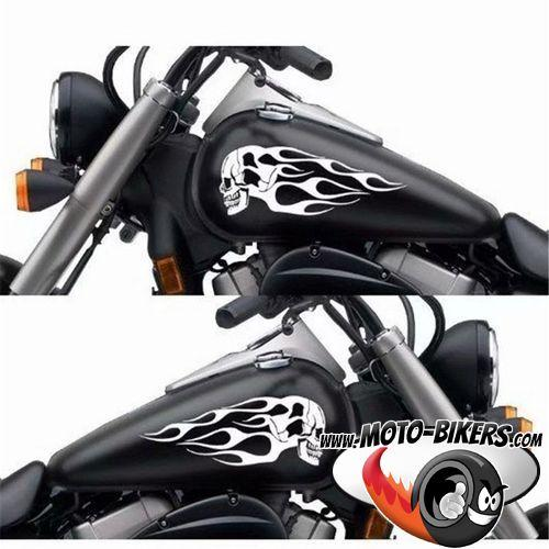 Sticker Biker <br> Stickers Ghost Rider