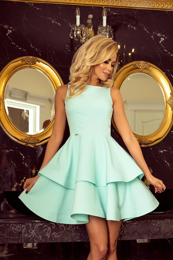 Numoco 169-4 Dress CRISTINA - mint