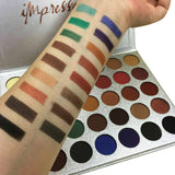 Paleta de sombras Impressed You