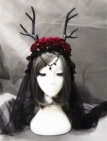 Headpiece Antler
