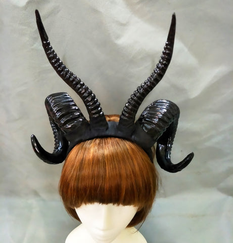 Headpiece Chifres