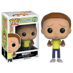 Funko Pop's Rick and Morty