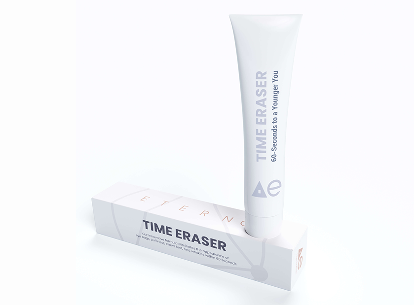 The Time Eraser