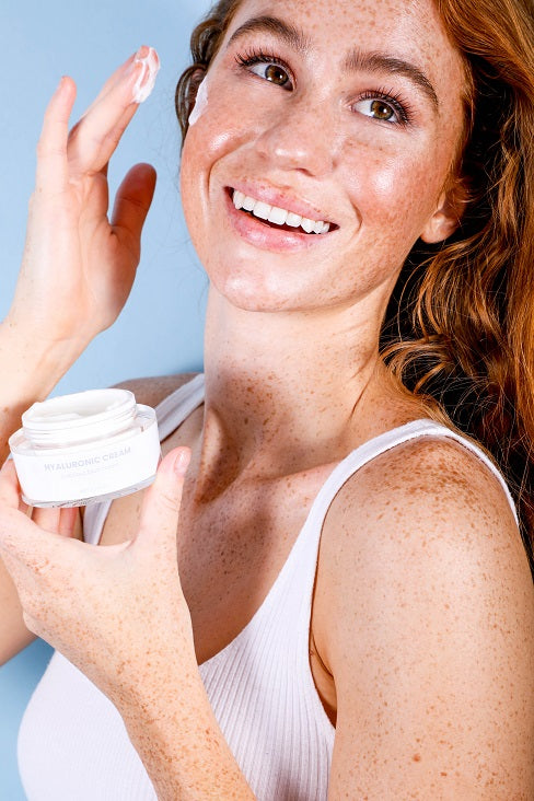 How To Use The Hyaluronic Cream