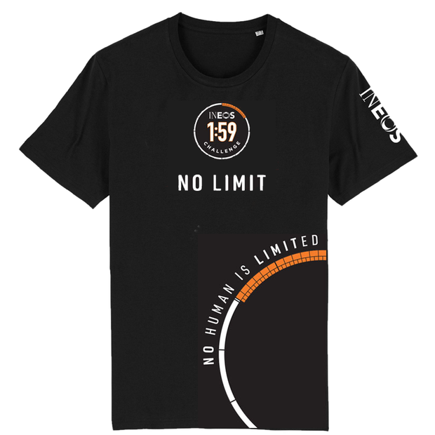 INEOS 1:59:40.2 Celebration Mens T-Shirt