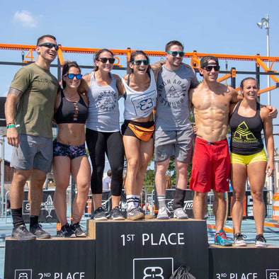 THE IRON ARMY DOMINATES THE BELMAR BEATDOWN