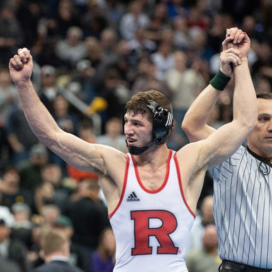 The Iron Army Signs 2020 Olympic Wrestling Hopeful Anthony Ashnault To the Team