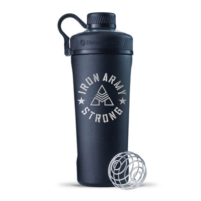 Iron Army Strong Radian Insulated Stainless Steel BlenderBottle