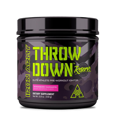 Throwdown™ - Elite Athlete Pre-Workout Ignitor