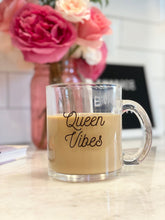 Load image into Gallery viewer, Queen Vibes Mug