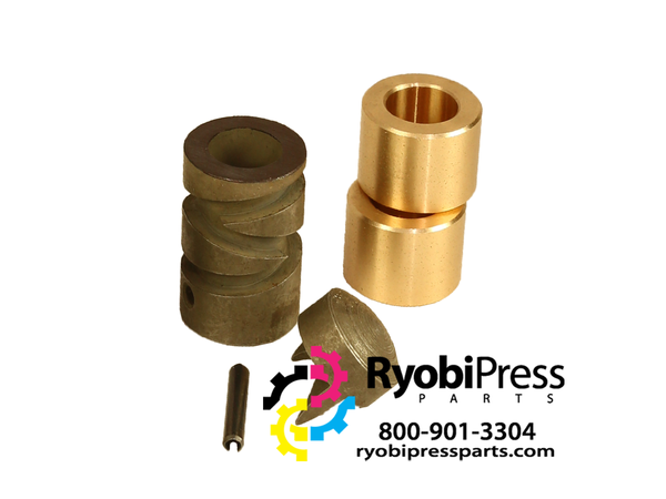 5290-51-640-2 DOG & CAM ASSY. WITH BUSHING