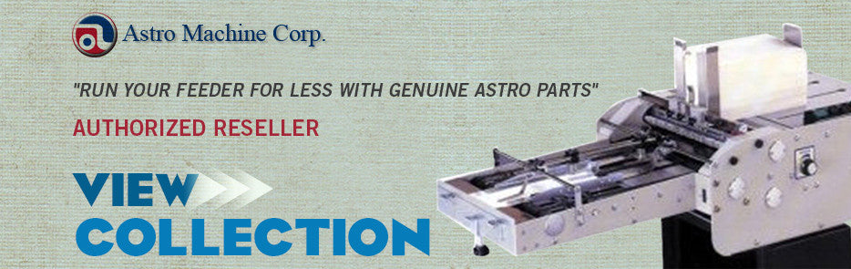 astro machine corp authorized seller
