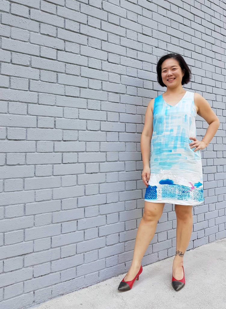 Hana Tank + Dress Pattern Tester Roundup