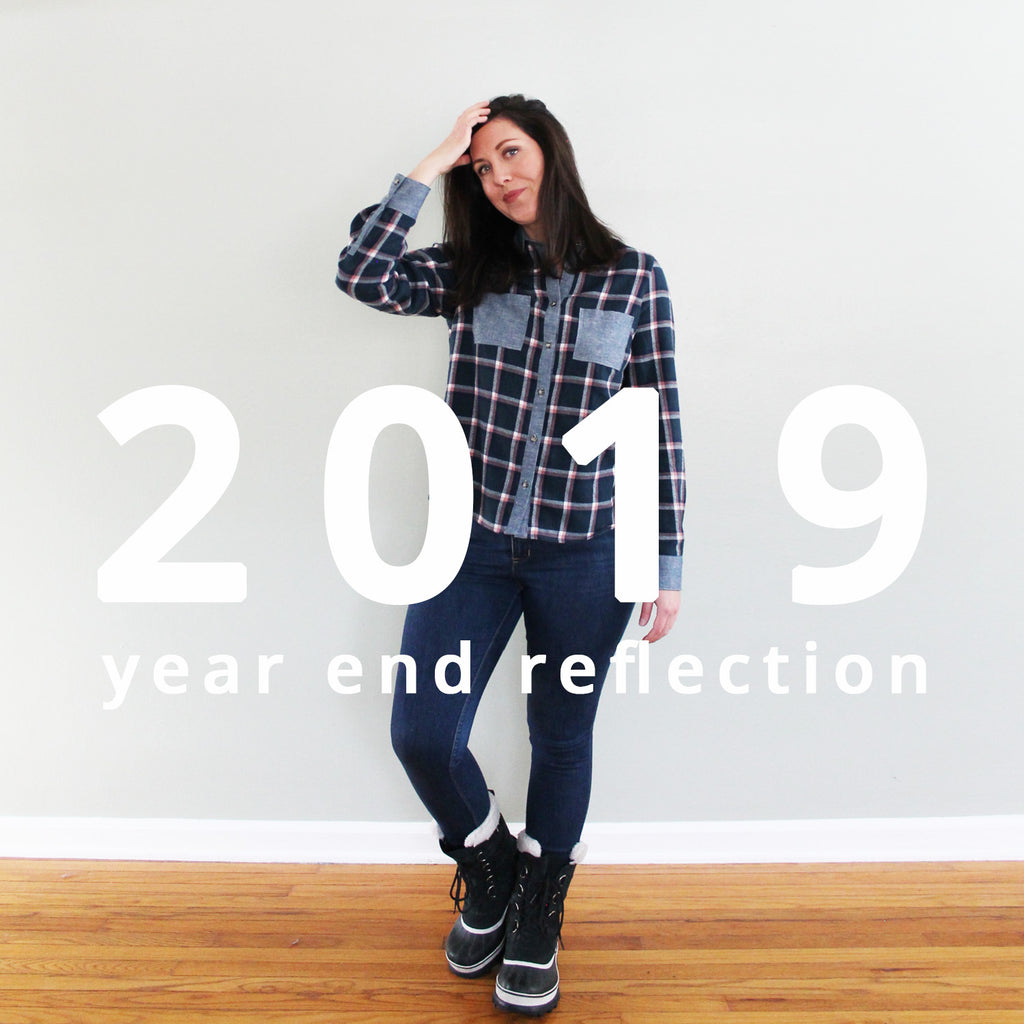 2019 Year End Reflection