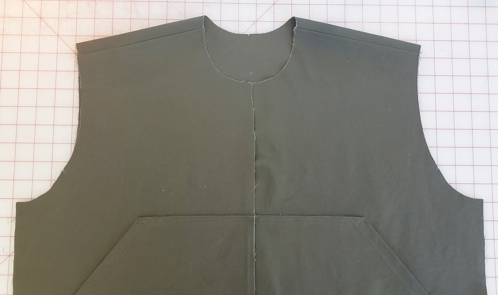 Cozi Jacket Sewalong, Part 2: Assemble the Bodice