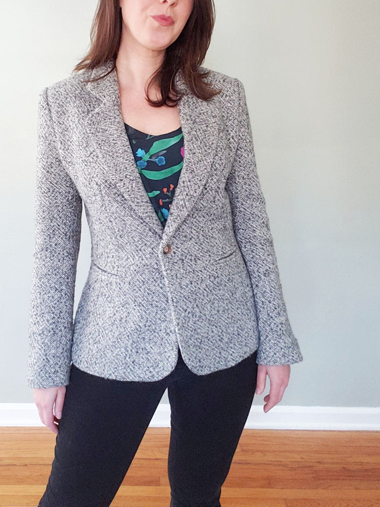 Making a Jasika Blazer, Part 4: Finished!