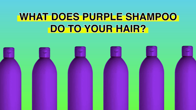 What Does Purple Shampoo Do To Your Hair?