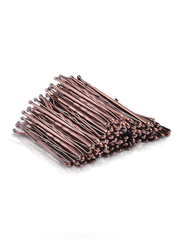 Pro Grip Bobby Pins - Brown - Trademark Beauty