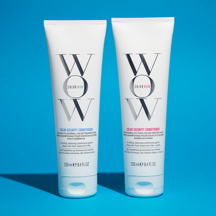 COLOR WOW Color Security Conditioner Normal-to-Thick - Trademark Beauty