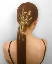 EXTRAAA Hair Glitter in Gold Digger - Trademark Beauty