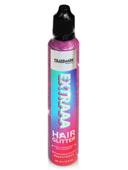 Pink Hair Glitter Gel - Trademark Beauty